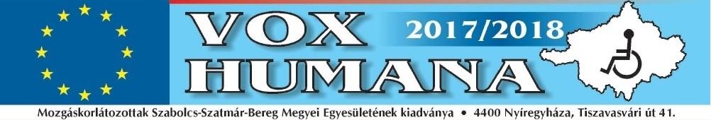 vox humana 2017-2018